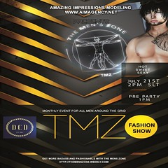 AIM - TMZ Fashion Show (Curiosse) Tags: men only the mens zone tmz fashion show event aim modeling agency