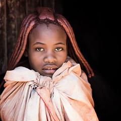 Namibia (mokyphotography) Tags: namibia africa himba travel tribù tribe tribal people portrait persone picture portraits ritratto ritratti ragazza reportage girl eyes occhi face viso village villaggio