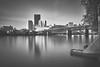 Pittsburgh Shutter Series (benpsut) Tags: pittsburgh skyline scryscraper bridge long longexposure nd 15stop slow shutter photography photo blackandwhite monochrome