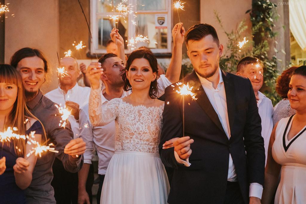 568 - ZAPAROWANA - Kameralny ślub z weselem w Bistro Warszawa