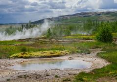 Geysir (adairfarrar) Tags: olympus omd em1 mk2 iceland travel holiday geysir 12100