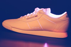 Reebok classic (Dane Opacic) Tags: reebokcanada toronto productphotography product white pink glowing light canon700d niftyfifty 18 50mm canon adobe lightroom vsco reebokclassic princess closeup classic reebok