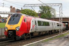 220021 'Blackpool Voyager' (Cumberland Patriot) Tags: virgin cross country trains bombardier cummins voyager class 220