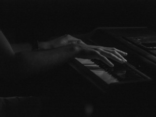 Tinkling the Ivories in the Dark