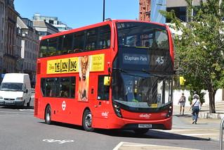 YY67 GZD (2583) Abellio London