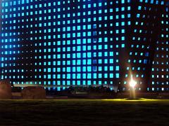 Window net (markb120) Tags: window architecture building light night lighting illumination lightening irradiation nighttime darkness dark blackness obscurity gloom