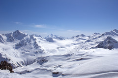 view from mount Elbrus (the altitude of 3 500 meters) (*ALLA*) Tags: