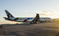 DSC_0041 (stashkevichv) Tags: airplane aviation apron airport airbus avia plane domodedovo dme night sky sunset photo photography lights alrosa s7 uzbekistan belarus qatar boeing fifa world cup