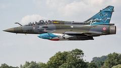 ARMEE DE L'AIR Dassault Mirage 2000D (624) (adetandyphotography) Tags: french air force dassault mirage 2000d couteau delta tactical display team royal international tattoo 2018 riat fairford