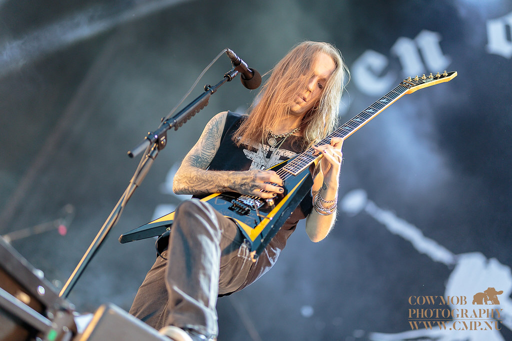 20180714 - Children of Bodom - Gefle Metal Festival
