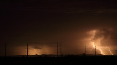 lightning 2 (scott a borack) Tags: monsoon storm lightning arizona monsoonseason night sky
