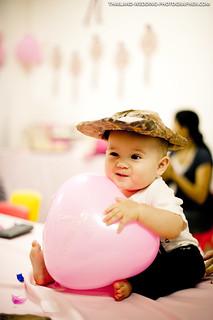 Birthday Party at Playtime Bangkok Thailand