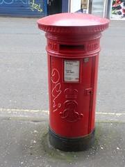 G5 95 - Glasgow, Oxford Street, Bridge Street 180418 (maljoe) Tags: postbox postboxes royalmail g5