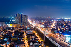 DSC09659 (Hendraxu) Tags: city makati manila metro metropolitan light building modern night asia