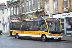 Shuttle Buses 20 YJ66AOK (Will Swain) Tags: 10th march 2018 irvine town centre scotland scottish bus buses transport travel uk britain vehicle vehicles county country shuttle 20 yj66aok