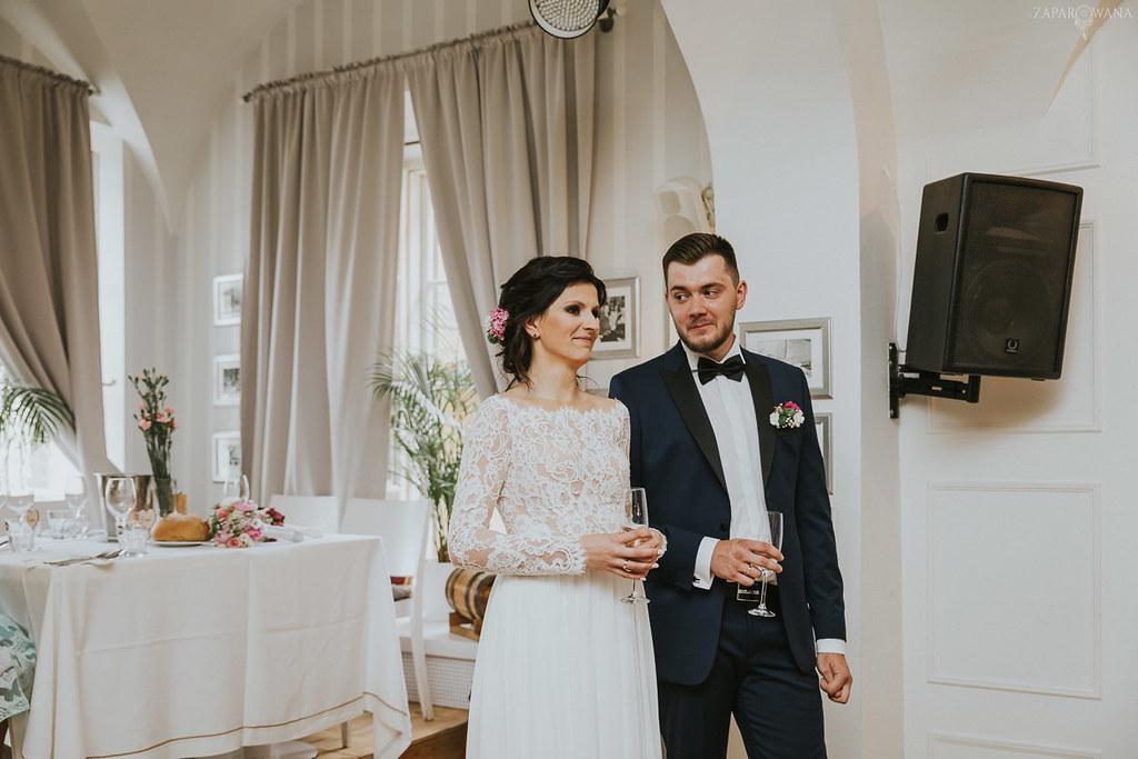 332 - ZAPAROWANA - Kameralny ślub z weselem w Bistro Warszawa