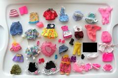 Dolls (neshachan) Tags: barbie dolls krissy stacie kelly chelsea