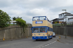 LDX76G (PD3.) Tags: ipswich eastbourne southern transit ldx76g ldx 76g leyland atlantean bus buses coach psv pcv grandstand races racing derby 2018 epsom downs epsomdowns surrey investec open top topless topper