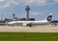 Alaska Airlines Boeing 737-990 N302AS (MIDEXJET (Thank you for over 2 million views!)) Tags: chicago chicagoillinois chicagoohare chicagoohareinternational ohare ohareinternationalairport kord ord flyord flychicago chooseohare fly2ohare alaskaairlinesboeing737990n302as alaskaairlines boeing737990 n302as boeing737900 boeing737 boeing 737 737900 737990 illinois unitedstatesofamerica iflyalaska flyohare