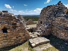 Gran Quivira Ruins- Socorro County NM (15) (kevystew) Tags: newmexico socorrocounty granquivira ruins nationalregister nationalregisterofhistoricplaces nationalmonument