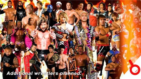 《超火爆摔角世界》PlayStation 4版推出全新概述預告片