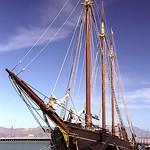 "San Francisco – Hyde Street Pier Historic Ships ""C.A. Thayer"" thumbnail"