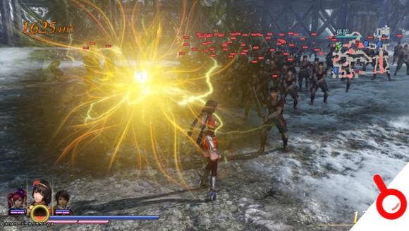 《無雙大蛇3》公布最新實機演示與遊戲截圖