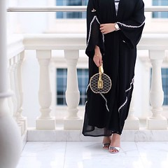 #Repost @flooosha • • • • • Abaya of the day @charm.abaya #floooshaabayastyle ✨ #abayas #abaya #abayat #mydubai #dubai #SubhanAbayas (subhanabayas) Tags: ifttt instagram subhanabayas fashionblog lifestyleblog beautyblog dubaiblogger blogger fashion shoot fashiondesigner mydubai dubaifashion dubaidesigner dresses capes uae dubai abudhabi sharjah ksa kuwait bahrain oman instafashion dxb abaya abayas abayablogger