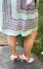 White Toes (Ped-antics) Tags: sexyfemalefeettoessandalstoesbarelegsanklesheelshighheelsmulesslidessoles feet female footfetish femalefeet highheels heelfetish highheel toes ankles arches archeslegs veins calves