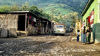Guatemala: Rural life