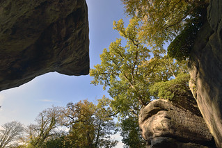 The High Rocks (Tunbridge Wells, Kent)  -  (Selected by GETTY IMAGES)