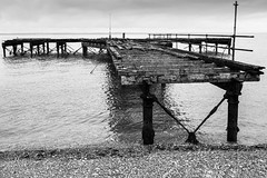 Old Jetty (chrisseymourphotos) Tags: jetty oldjetty iow