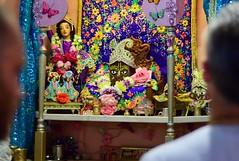 The Hare Krishnas....Deity worship.... (Jason Khoo Photography) Tags: colourful bhajan kirtan chanting england cult uk london photography amateurphotography worship bhaktiyoga yoga bhakti altar thakurji harekrsna harekrishna deities deity spirituality nikond300 standardlens 50mm nikkor dof colour color