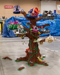 Tree of Worlds, 2018 Eurobricks Collab (Tim Lydy) Tags: brickworld chicago 2018 eurobricks tree worlds collab