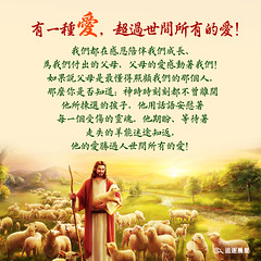 人生语录- 有一种爱,超过世间所有的爱 (追逐晨星) Tags: 语录图片 人生语录 神的爱 牧羊人 卡片