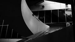 rogier (frax[be]) Tags: streetphotography architecture subway metro lines 28mm fuji xe3 urban monochrome noiretblanc blackwhitephotos blackandwhite bw geometry bnw