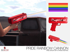 New! FREE Group Gift @ Pride Festival (Bhad Craven 'Bad Unicorn') Tags: pride festival cash cannon thupreme rainbow rainbows supride red gay freebie free stuff • bhad craven second 2l life lindens profile picture photography bad unicorn badunicorn clothing buc bu secondlife graphics gfx graphic design photos pics photo sl urban mesh exclusive store blog shadows high quality decor production portrait image hd definition original meshes meshed 3d game characters art gaming concept concepts new top work progress wip old truck hype beast
