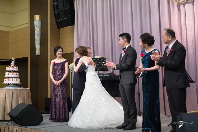 Allen&Alice-台南大億麗緻宴客-婚禮記錄-32