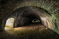 Inside the Kiln (Mabvith) Tags: kiln limestone lime industrial victorian langcliffe settle yorkshire england uk tunnel hoffmannkiln