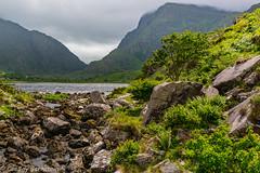 Gap of Dunloe - Killarney, Ireland - Summer 2018 010.jpg (jbernstein899) Tags: water mountains gapofdunloe emeraldisle killarney hdr ireland green