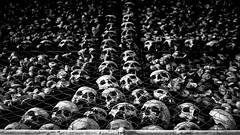 Jun 20, 2018 (pavelkhurlapov) Tags: skull church ossuary wall chapel monochrome architecture