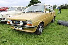1980 Ford Fiesta (doojohn701) Tags: gold vintage retro classic car ford fiesta 1979 dagenham uk