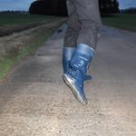 194 -- Stincky and wornout Dunlop Wellies -- Bottes Dunlop puantes et usées --  Gummistiefel  -- Dunlop - Hevea laarzen thumbnail