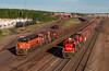 Proper Power at Proctor (Jake Branson) Tags: train railroad locomotive dmir duluth missabe iron range proctor mn minnesota cn canadian national ble bessemer lake erie sd403 tunnel motor emd sd40u sd382 904 211