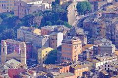 418 - Bastia la vieille ville et la Citadelle (paspog) Tags: bastia corse france vieillevillle citadelle église church kirche mai may 2018