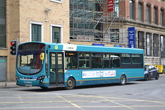 Arriva North West 3058 MX10DCU (Will Swain) Tags: liverpool 17th march 2018 merseyside bus buses transport travel uk britain vehicle vehicles county country england english arriva north west 3058 mx10dcu