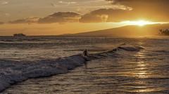 Hawaiian Fantasy, 1 (Karm Redland) Tags: hawaii oahu karmredland nikon nikon850 nikon70200 fantasy surf surfboarder surfing welcometohawaii