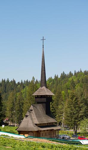 Saint John the Baptist Hermitage in Poiana Brasov ©  Andrey