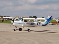 G-BJOV Reims/Cessna F150K (johnyates2011) Tags: laarally2017 laarallysywell2017 sywell gbjov reimscessna reims cessna reimscessnaf150