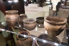 Viking pottery jars (quinet) Tags: 2017 canada ontario rom royalontariomuseum toronto vikings 124